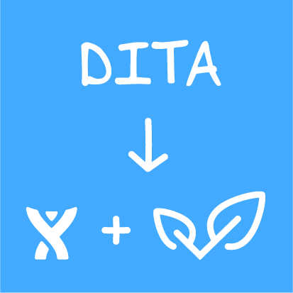 Switching technical documentation from DITA to Confluence and Scroll Versions