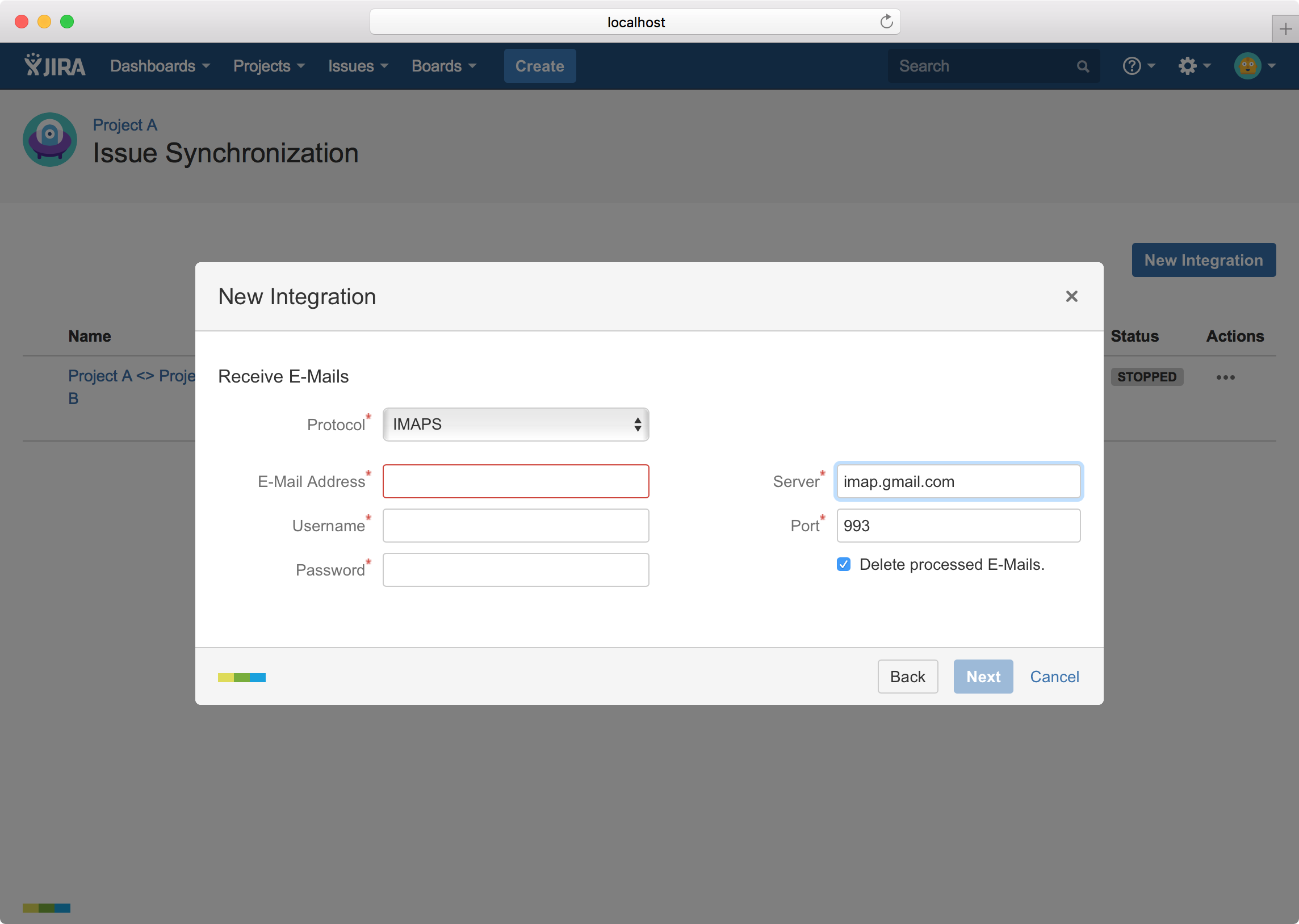 backbone-jira-3.0-email-security-measures