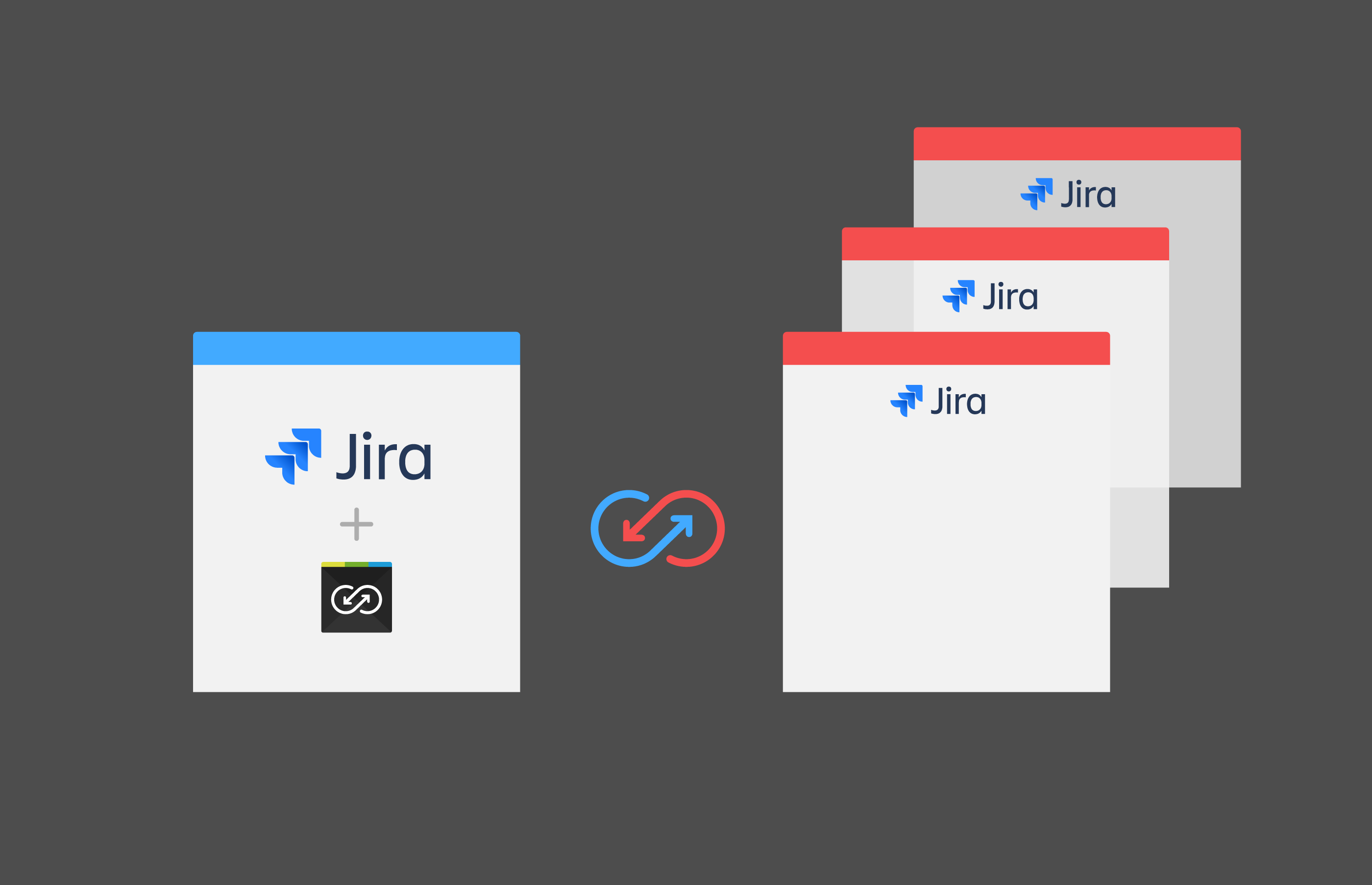 Sync Jira issues to migrate projects