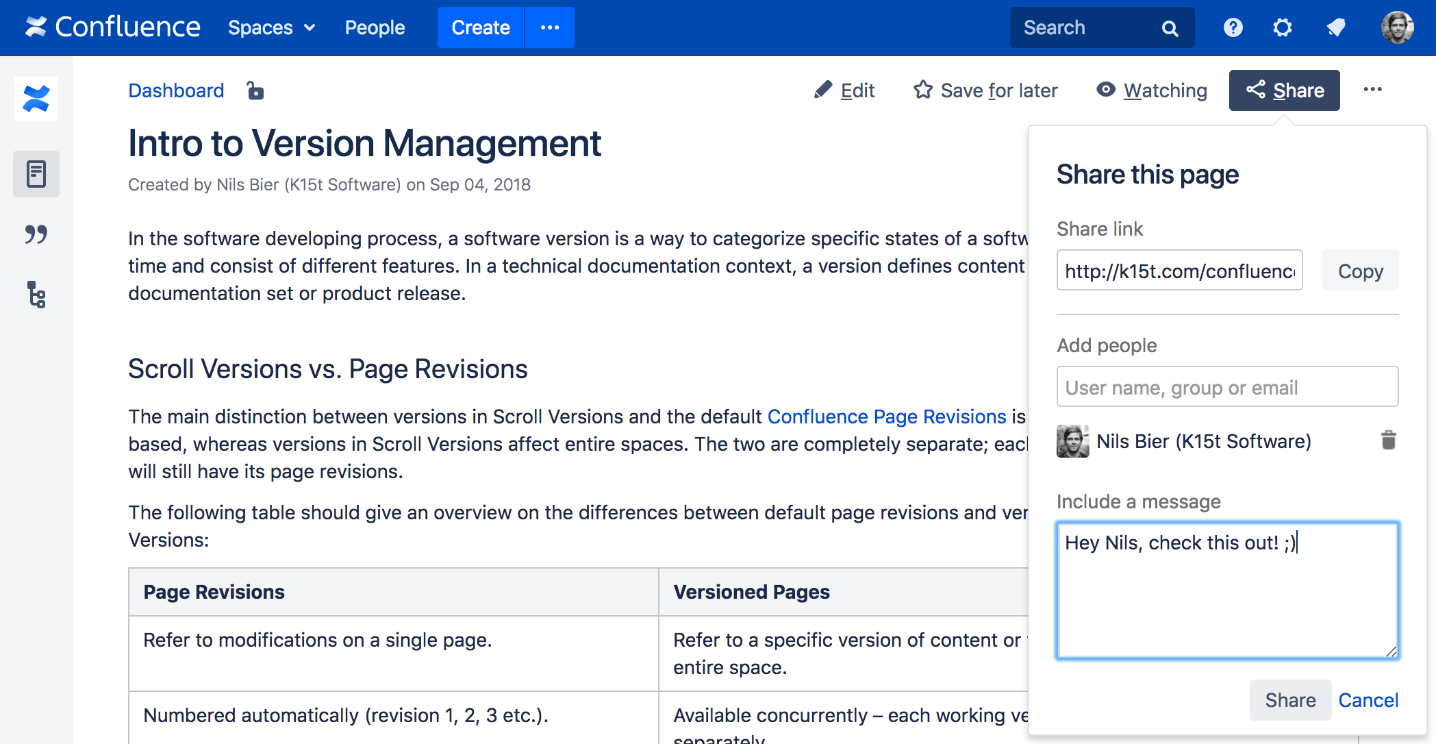 Seven Reasons to Use Confluence for Technical Documentation