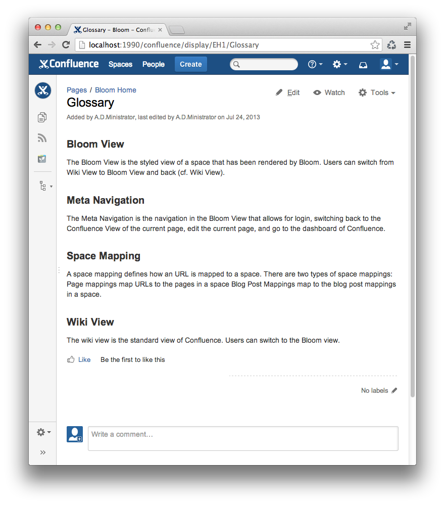 Expando Macro for Confluence: Collapse and Expand Headings