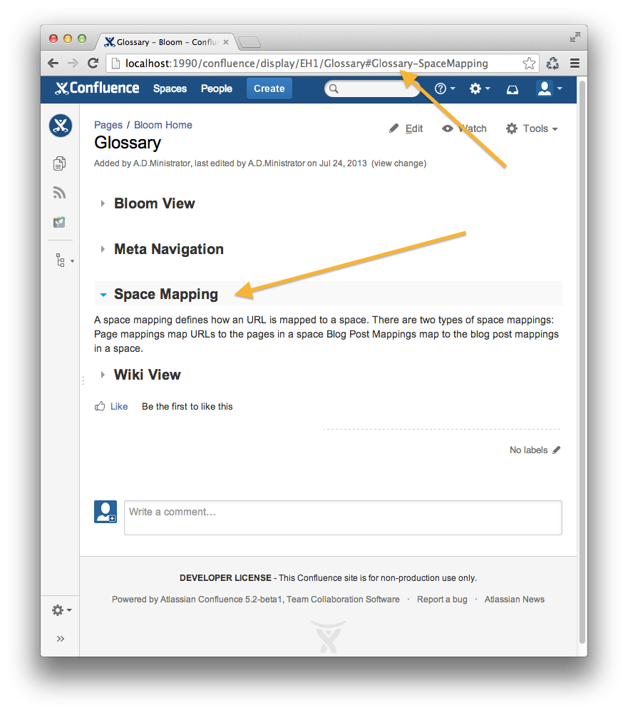 Expando Macro for Confluence: Collapse and Expand Headings | K15t