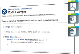 Export Beautiful Code Examples from Confluence to PDF   K15t