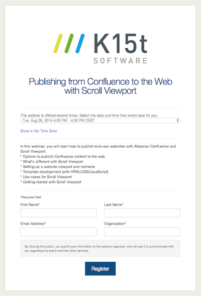 Confluence for Content Management 101 - Useful Resources