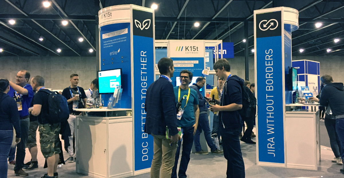 Scroll add-on demos aplenty at Atlassian Summit Europe 2017