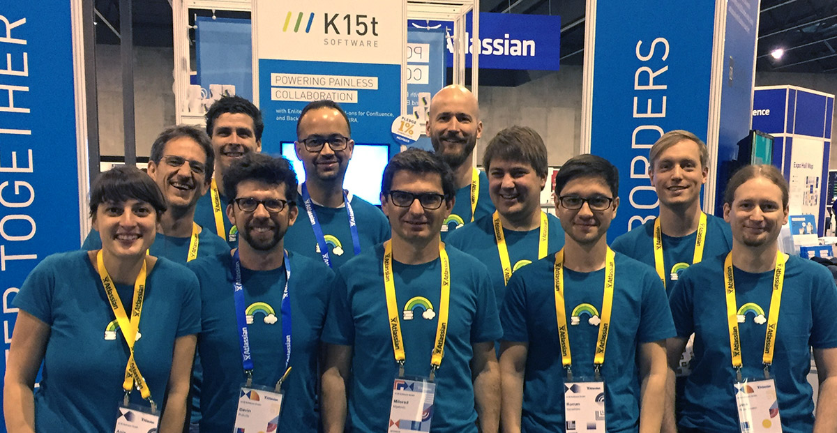 Tired and happy - the end of Atlassian Summit Europe 2017